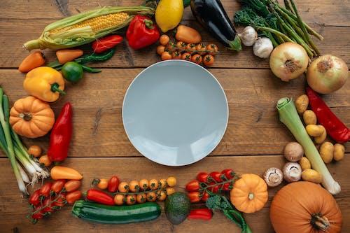 Ingyenes stockfotó aratás, asztal, bors, burgonya témában