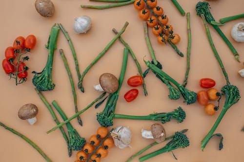 Gratis arkivbilde med appetittvekkende, årstid, asparges