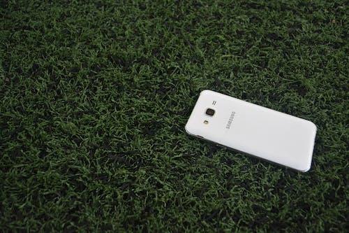 Foto profissional grátis de celular, cenário, grama, telefone