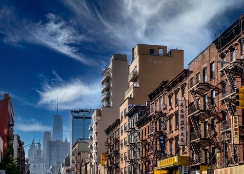 Foto stok gratis alam, Amerika Serikat, Apartemen