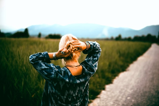 Free stock photo of nature, sky, fashion, person