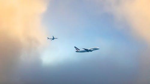 Free stock photo of aeroplane, aeroplanes, aviation
