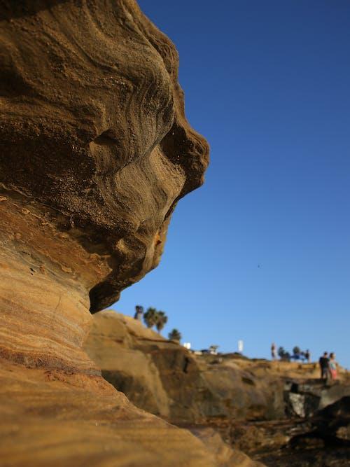 Fotobanka sbezplatnými fotkami na tému dron, Kalifornia, kaňon, oceán