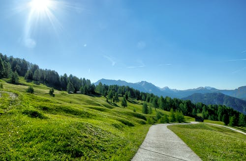 Foto stok gratis bukit, gunung, indah, jalan