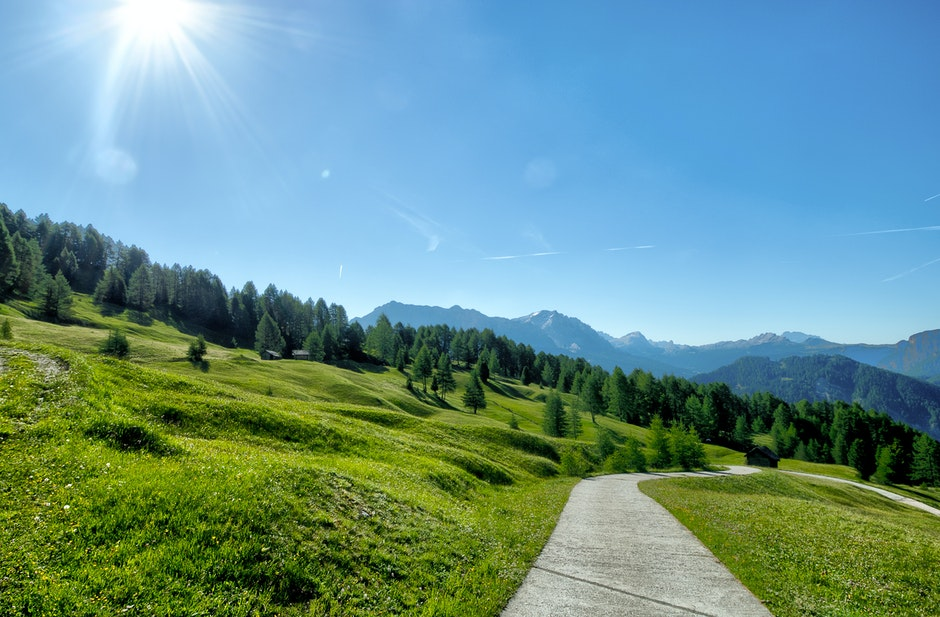 countryside, daylight, grass