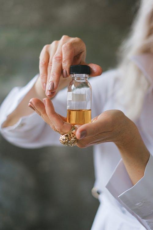 Foto profissional grátis de frasco, garrafa, jarra