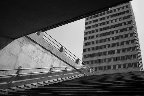 建物, 都市の無料の写真素材