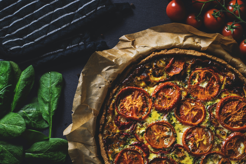 crust, delicious, dinner