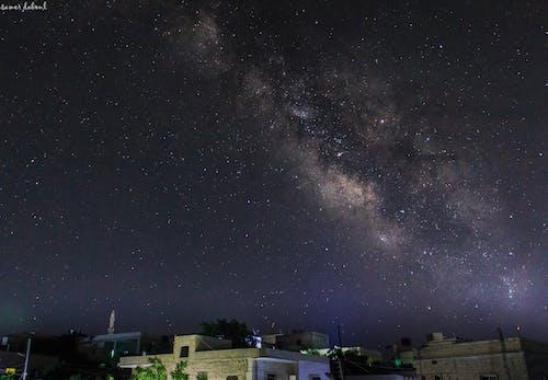 Δωρεάν στοκ φωτογραφιών με idlib, αγάπη, γαλαξίας, Νύχτα