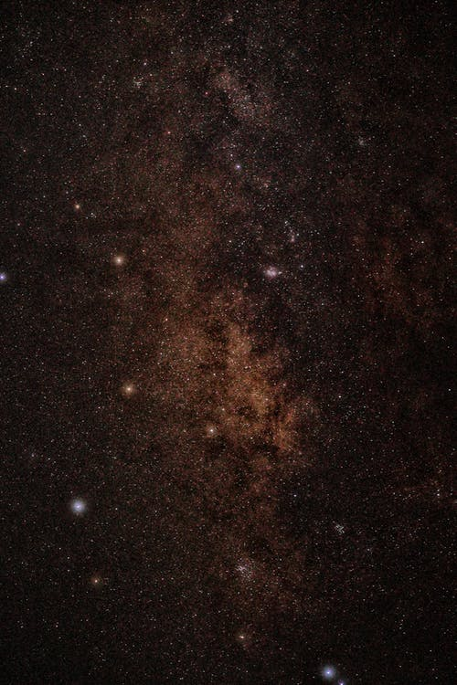 Starry Sky on Space