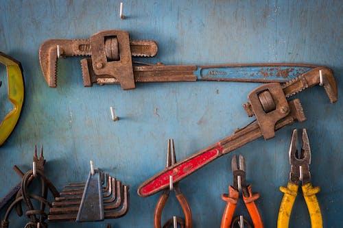 Foto profissional grátis de chave de fenda, ferramenta, oficina