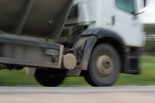 Foto profissional grátis de caminhão, caminho, estrada