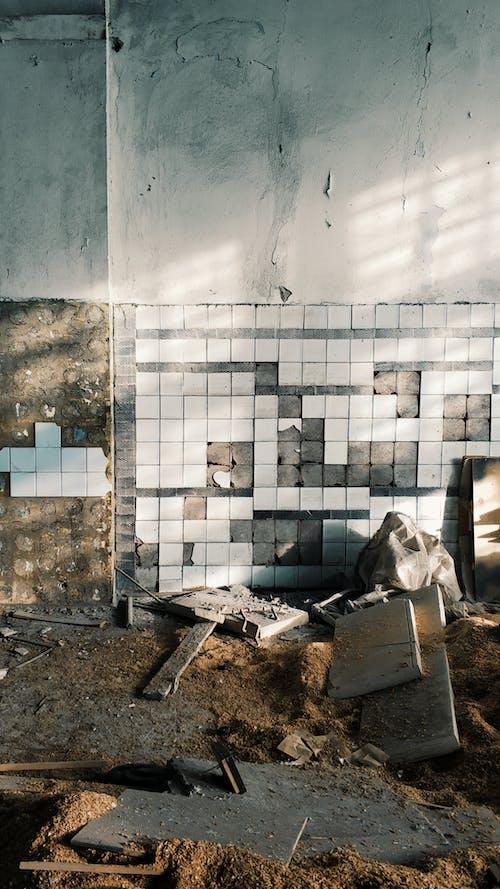 Photos gratuites de abandonné, architecture, bâtiment, brisé