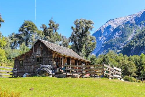 Kostenloses Stock Foto zu casa, chile, cochamo, montana