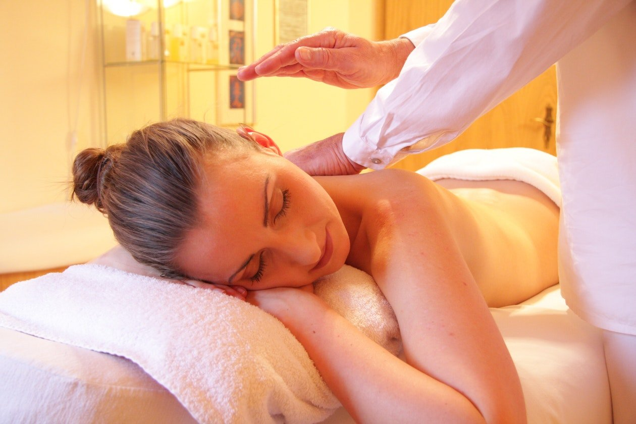 Back to Balance with a Relaxing Massage