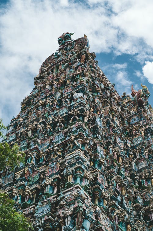 Free stock photo of Hindu temple, india