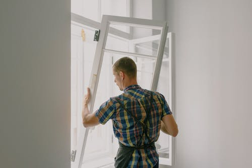 Foto profissional grátis de ajustador, ambiente de trabalho, anônimo, apartamento