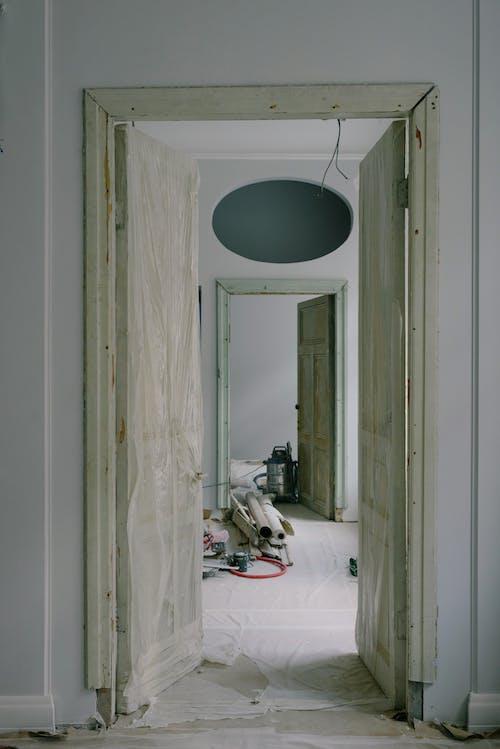 Základová fotografie zdarma na téma apartmán, celofán, denní světlo, design