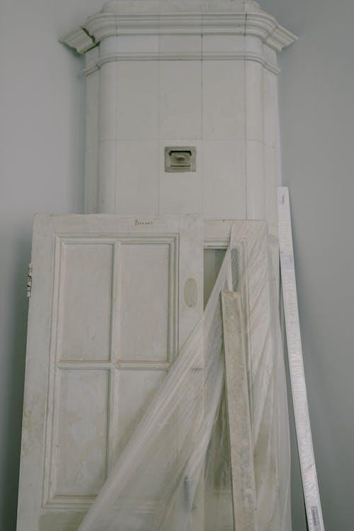 Základová fotografie zdarma na téma apartmán, barva, bílá, celofán