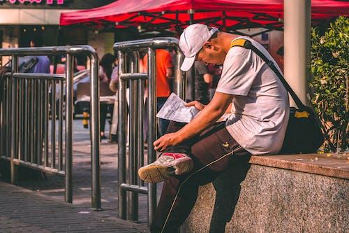 Free stock photo of businesman, china, chinatown