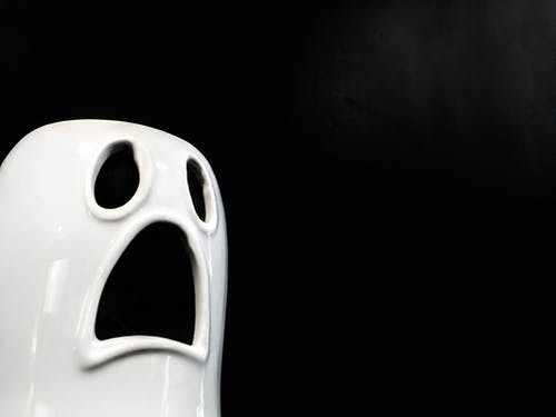 Free stock photo of black background, ghost, halloween, mobile camera