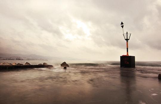 Kostenloses Stock Foto zu meer, strand, bucht, sommer