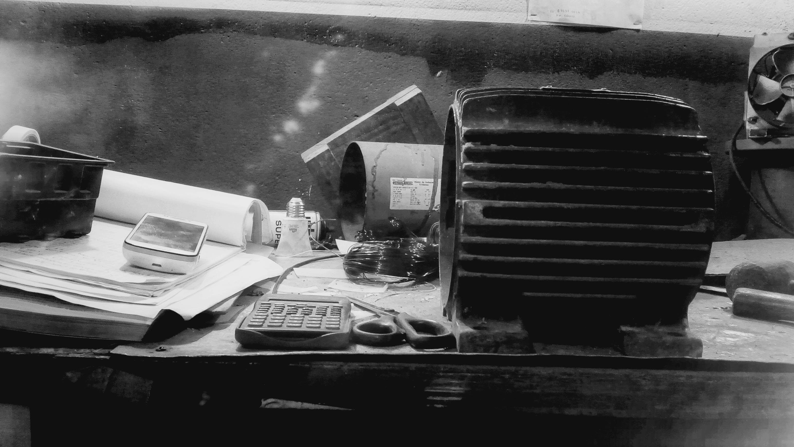 Free stock photo of hard work, work area, work desk, workbench