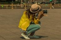 city, street, camera