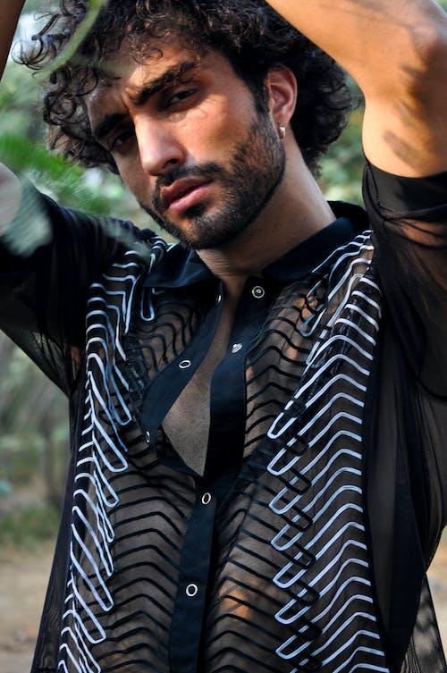 bnw, malemodel, 亞洲模式, 人 的 免費圖庫相片