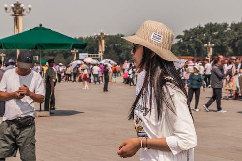 Безкоштовне стокове фото на тему «капелюх, Китай, китайська дівчина, китайський»