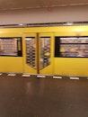 train, public transportation, train station