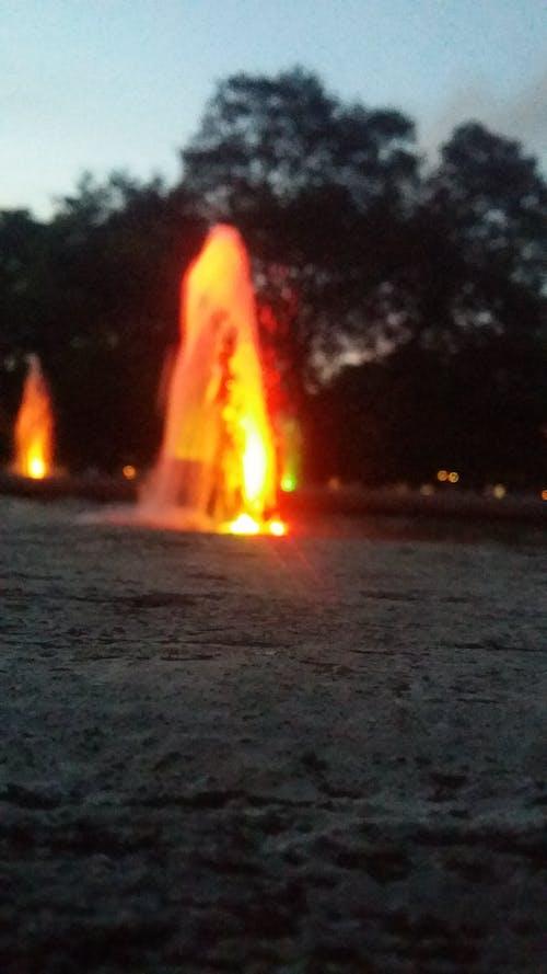 Kostnadsfri bild av nattlampa