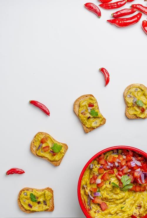 Δωρεάν στοκ φωτογραφιών με guacamole, yummy, αβοκάντο