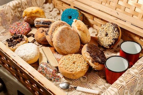 Kostenloses Stock Foto zu appetitlich, bäckerei, bauholz