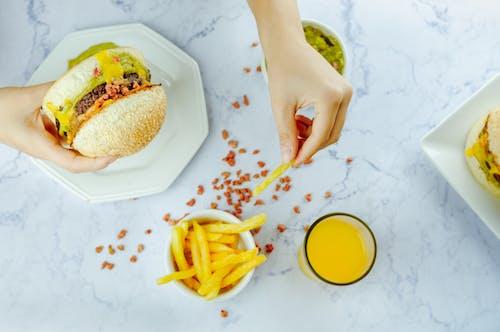 Fotos de stock gratuitas de almuerzo, anónimo, aperitivo