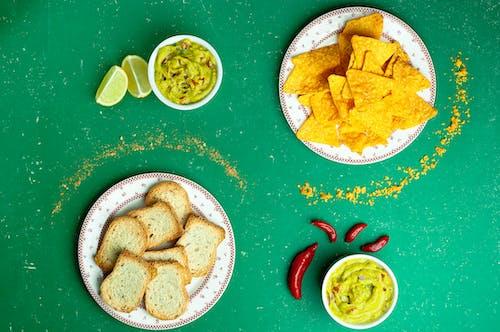 Délicieuse Cuisine Mexicaine Sur Table Décorée