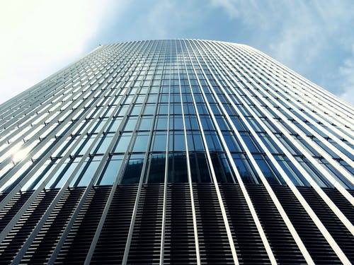 Gratis stockfoto met architectuur, gebouw, gezichtspunt, glazen dingen