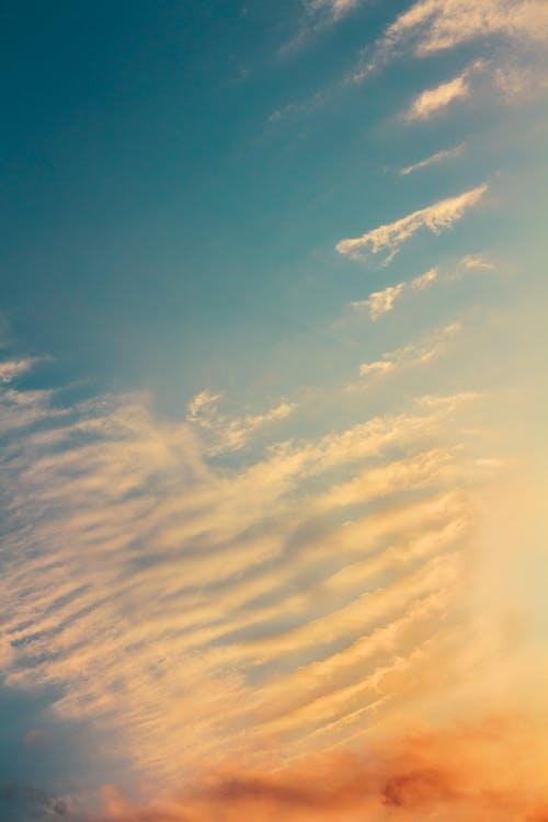 Δωρεάν στοκ φωτογραφιών με skyscape, Ανατολή ηλίου, ατμόσφαιρα