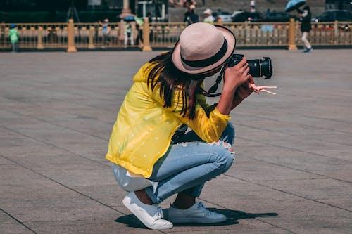 Безкоштовне стокове фото на тему «Canon, Nikon, азіатська дівчина, Дівчина»