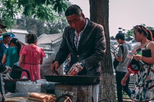 Безкоштовне стокове фото на тему «їжа, азіатська їжа, Вулиця, вулична їжа»