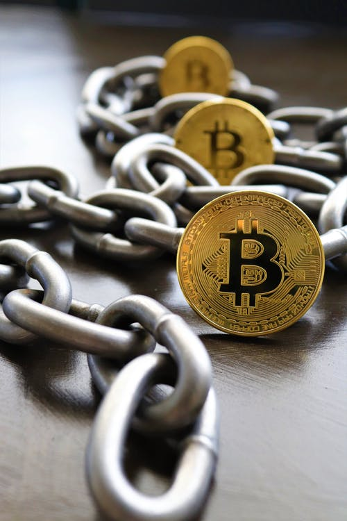 Fotobanka sbezplatnými fotkami na tému bankovníctvo, Bitcoin, Blockchain
