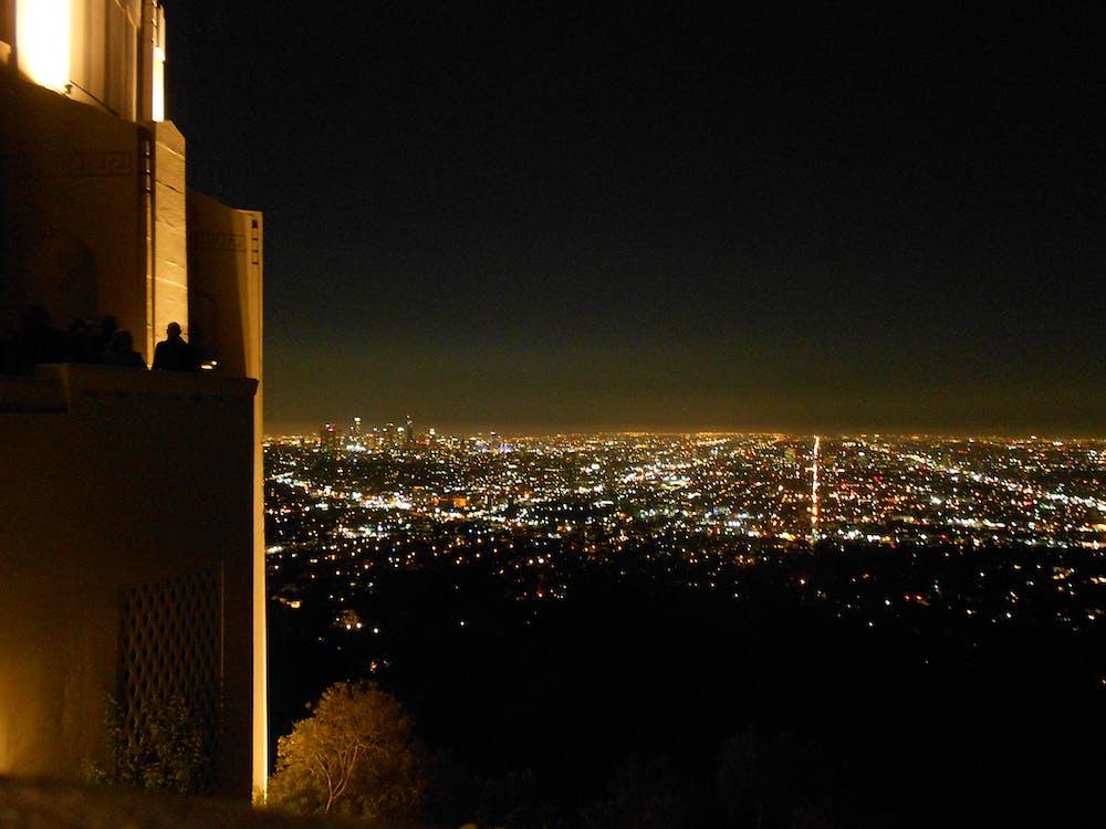 Free stock photo of adobe photoshop, city life, citylights