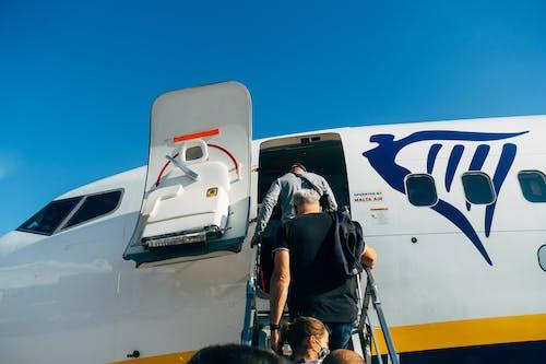 Fotos de stock gratuitas de 737, 737max, aerolínea