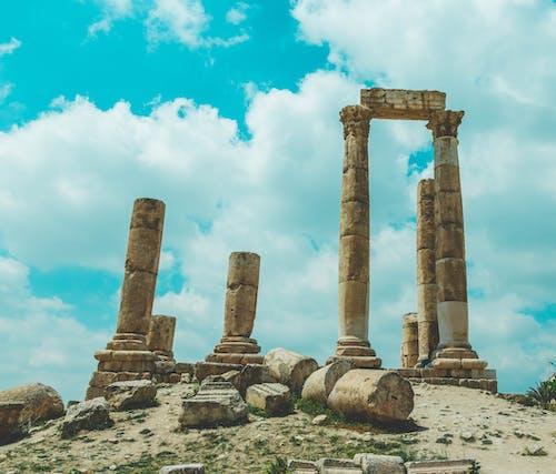 Безкоштовне стокове фото на тему «jordan, історична будівля, історичний, амман»
