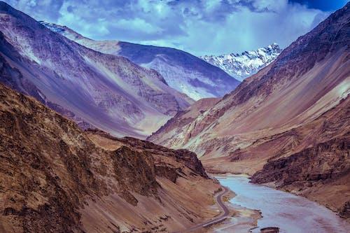Immagine gratuita di acqua, deserto, himalaya, india