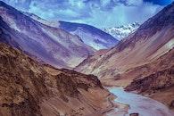 landschaft, berge, natur