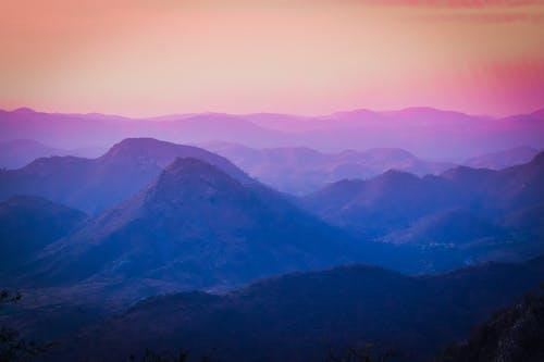 Základová fotografie zdarma na téma barevný, hory, kopce, krajina