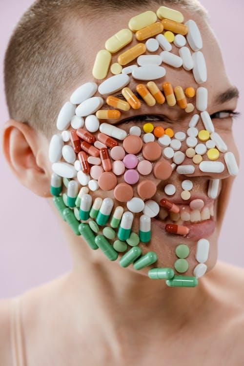Fotos de stock gratuitas de adicción, analgésico, aspirina