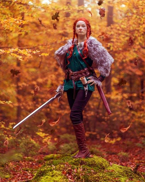 Free stock photo of amazing, autumn, autumn atmosphere
