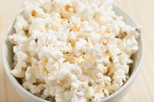 Photos gratuites de collation, film, pop-corn